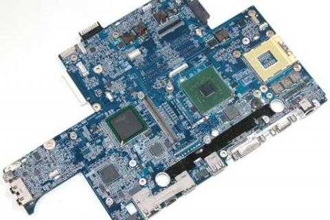 Dell XPS M1710 Motherboard Good Working  Photo