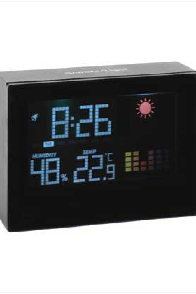 #14805 Weather Station Alarm Clock Large Photo