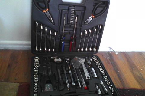 Tool Set - Mega Power 128pc Photo