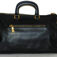 PRADA Saffiano &amp; Tessuto Handbag/Tote Photo