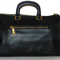 PRADA Saffiano & Tessuto Handbag/Tote Photo
