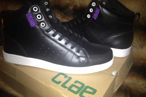 CLAE SHOES MEN SZ 10.5 Photo