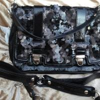 NWT coach sequin crossbody/shoulder bag Photo