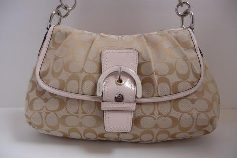 COACH SOHO SIGNATURE BAG (Firm Price) Photo