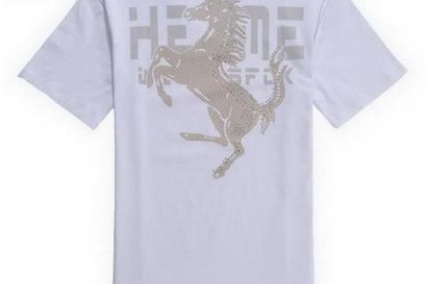 Men's Hermes T-shirt L Photo