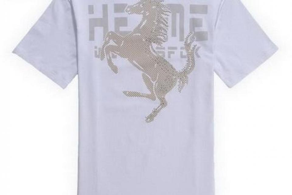 Men's Hermes T-shirt L Large Photo