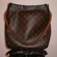 100% Authentic Vintage Louis Vuitton Raspail Bag Photo