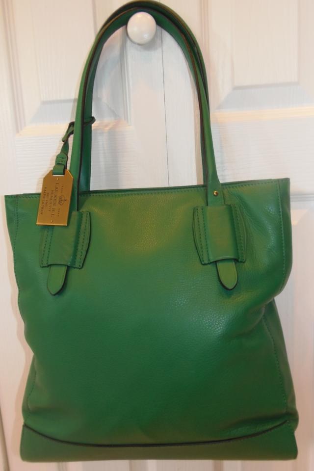 Ralph Lauren Baldwin Shopper Tote Photo