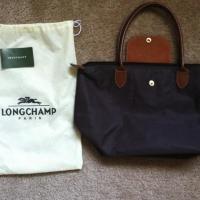 Longchamp balck small size Photo