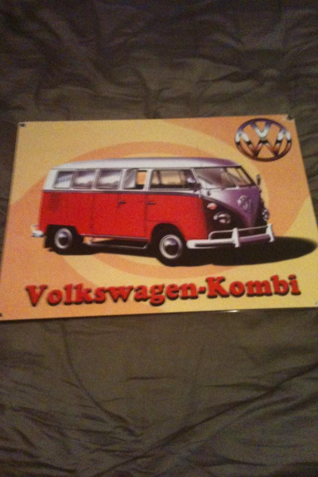 VOLKSWAGEN-KOMBI Photo
