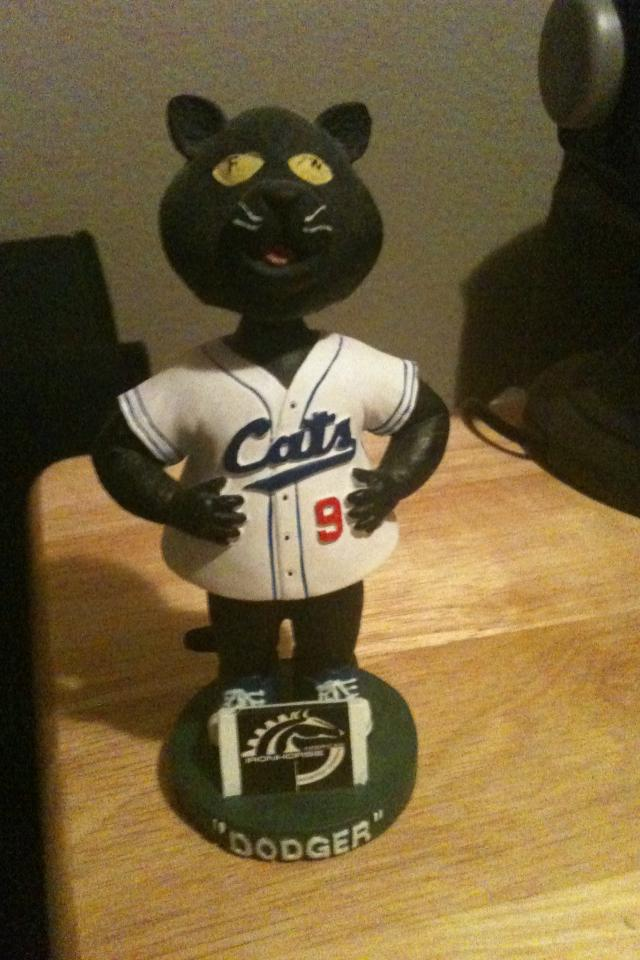 DODGER BOBBLEHEAD Photo