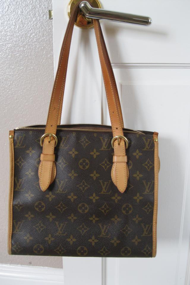 Louis Vuitton Popincourt 100% Authentic  Photo