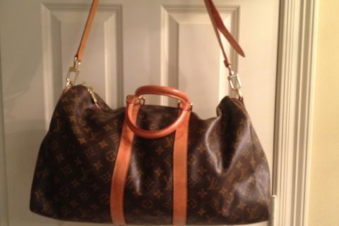 Authentic Louis Vuitton 45 Speedy Photo