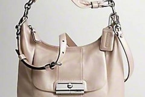 Coach Kristin Leather Hobo-- NWT Photo