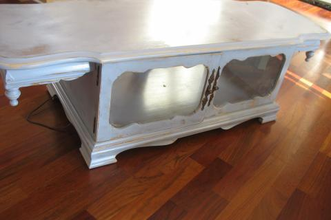Cabinet with Light Photo