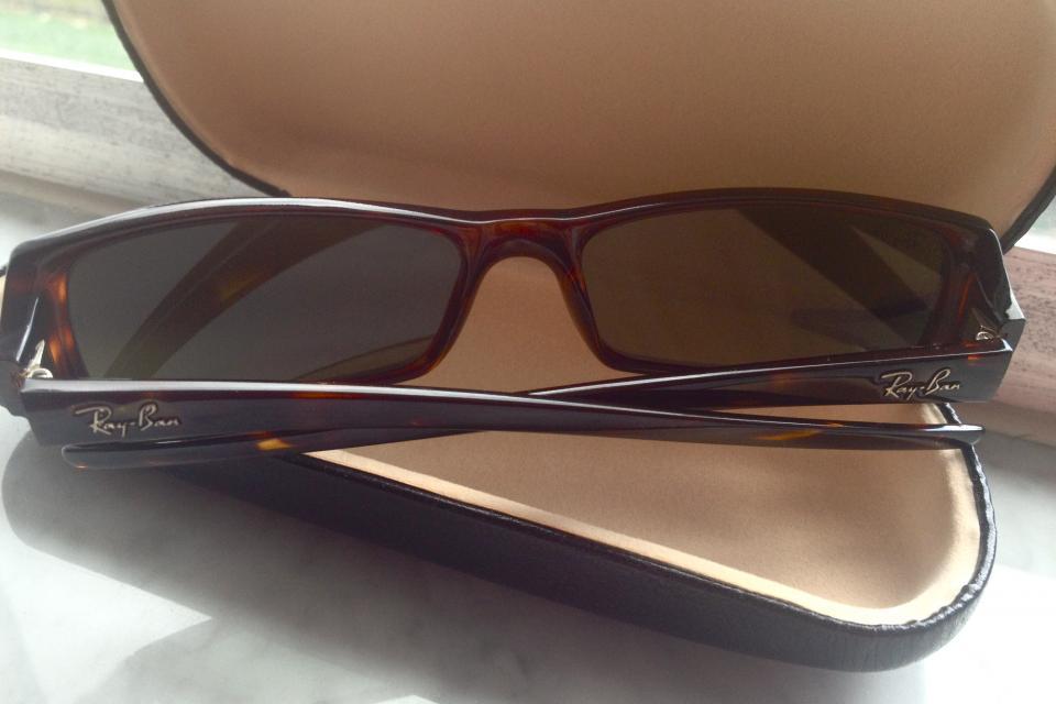 RayBan Sunglasses Large Photo