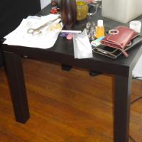 Coffee Table + Side Table Photo
