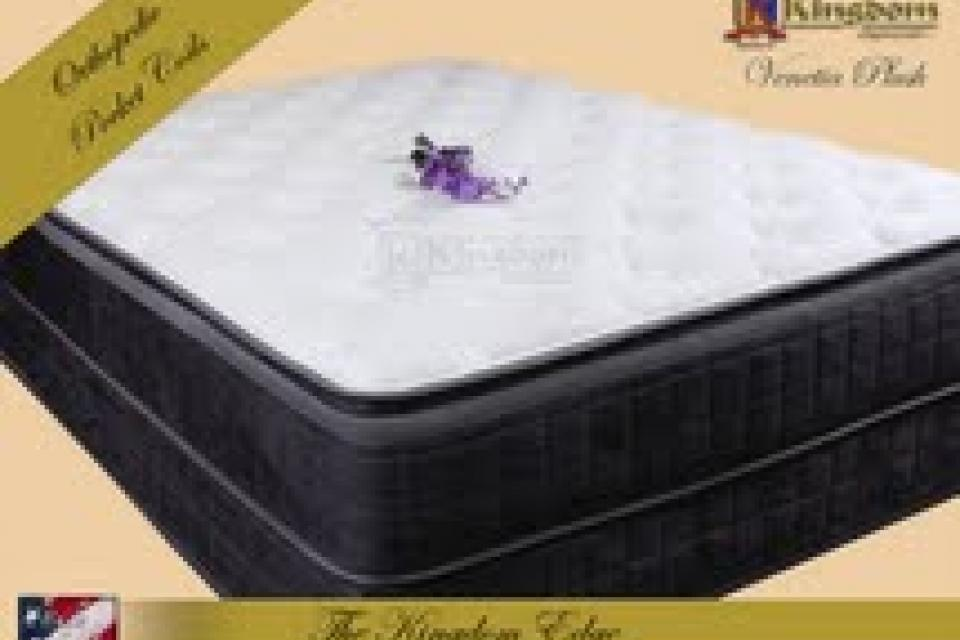 Brand new Queen Tight top mattress set Large Photo