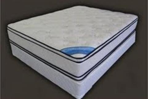 Brand New Queen double pillowtop Mattress set  Photo