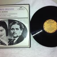 Seraphim Sir Thomas Beecham Puccini La Boheme IB -6000 Photo