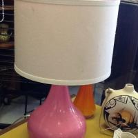 Vintage Pink Genie Lamp Photo