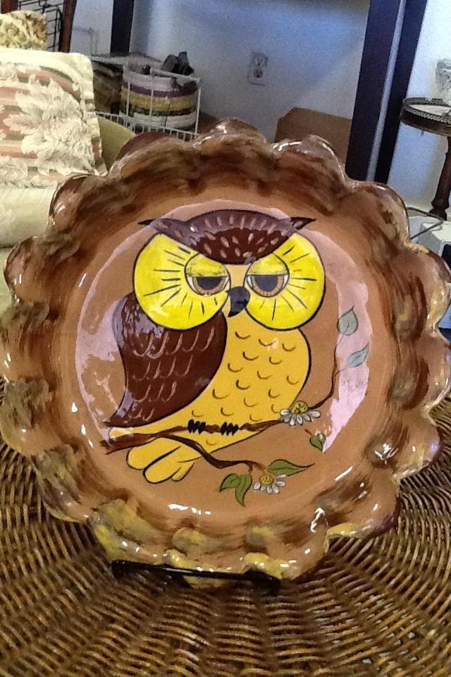 Vintage Owl 10