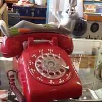 Vintage Bugs Bunny Dial Phone Photo