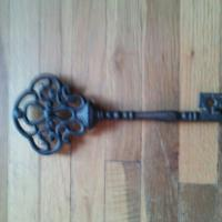 Old Iron Key Photo