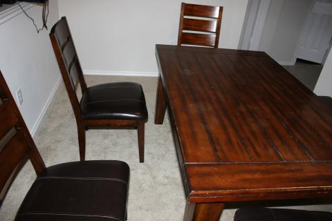 Dining Table Pier One Round Dining Table