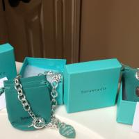 Tiffany & Co Necklace and Bracelet(Return to Tiffany) Photo