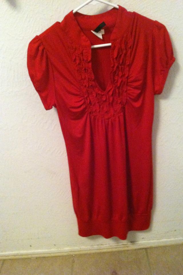 Red Dress Photo