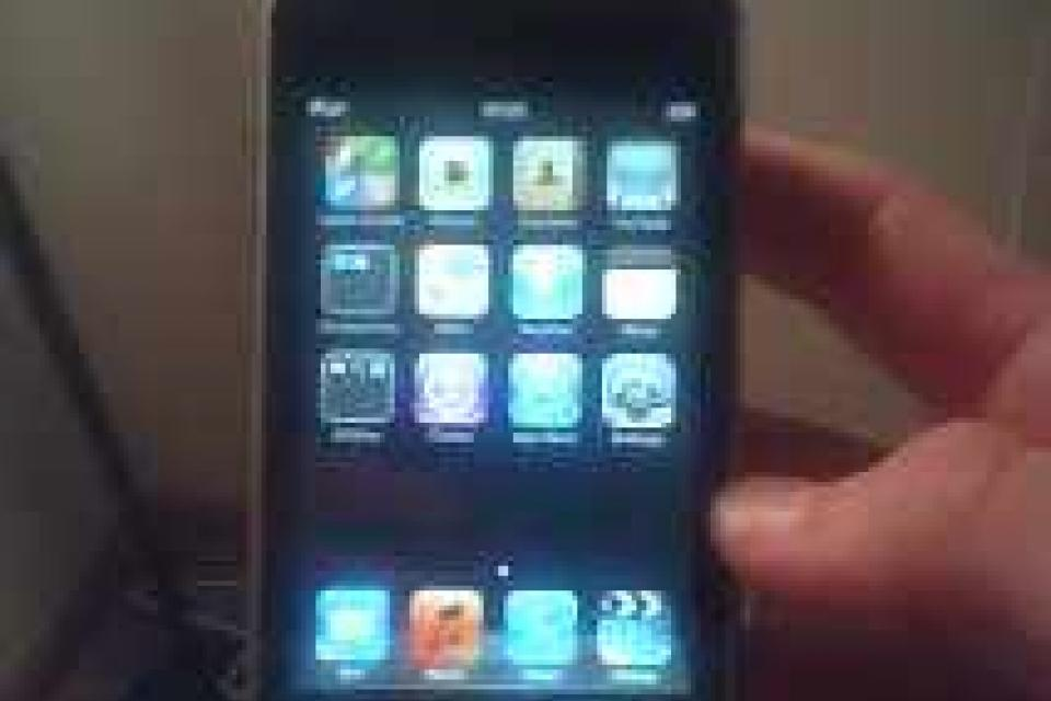Ipod Touch (4th generation) 8gb Large Photo