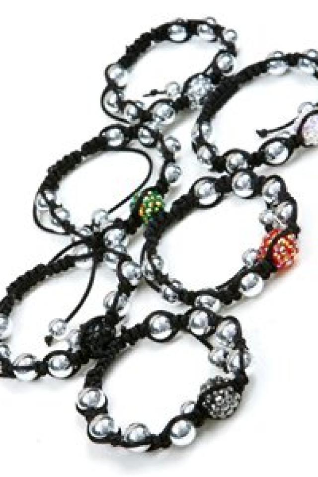 Shamballa Bracelet Photo