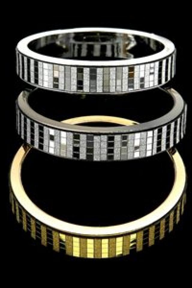 Mirror Bangles Large Photo