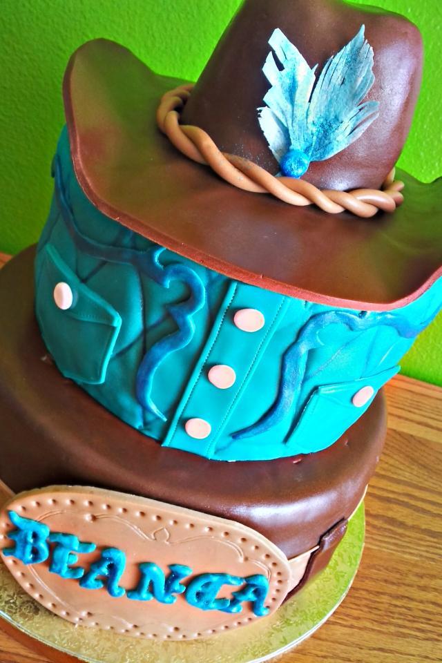Western Cake Photo