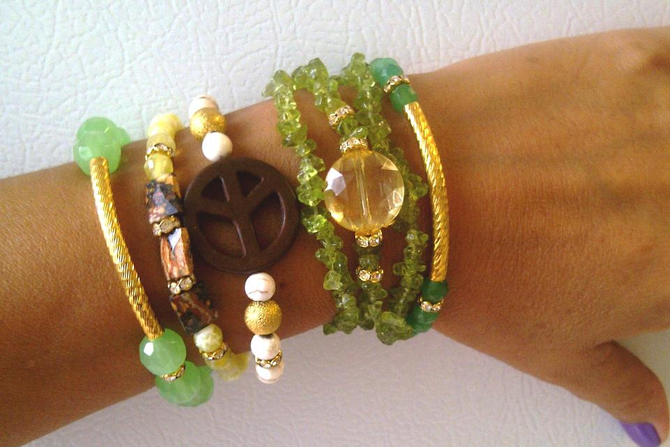 Bracelet set (FREE SHIPPING) Large Photo