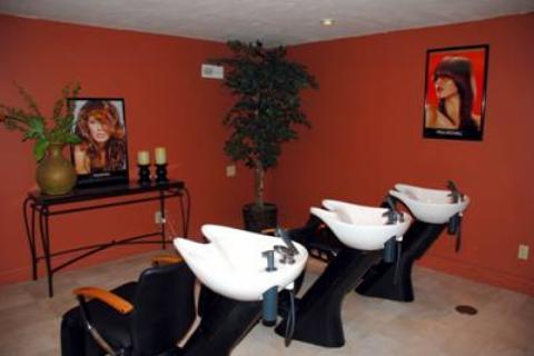 Three (3) Modern Hair Salon Shampoo Bowls from Italy  Photo