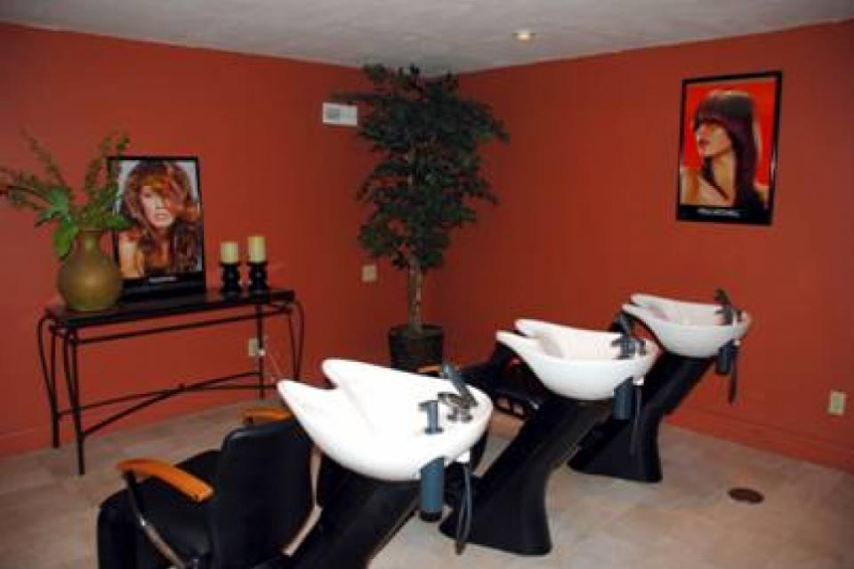 Three (3) Modern Hair Salon Shampoo Bowls from Italy  Large Photo