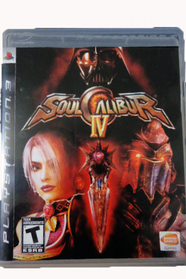 Soul Calibur 4 PS3  Photo