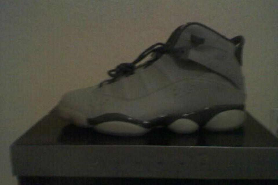 Nike Jordan 6 Rings 3M SIZE 10.5 NEW IN BOX Large Photo