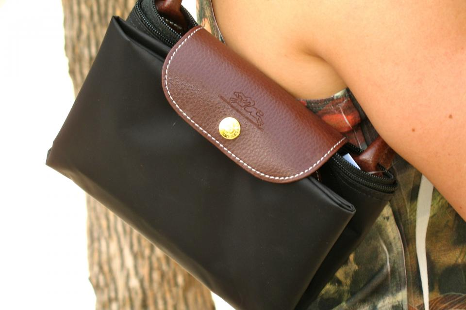 Black Handbag Large Photo