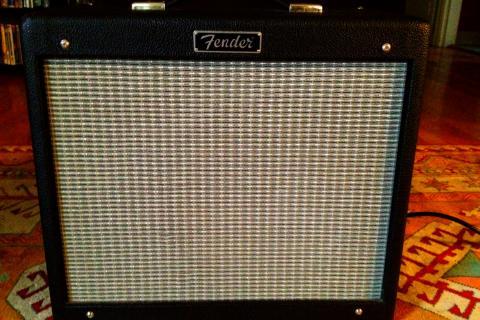 Fender blues jr Photo