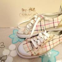 Coach NIB size 5 tennis shoes  Photo