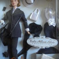 Limited Edition, Barbie Millicent Roberts Collection, Pinstripe Power. Photo