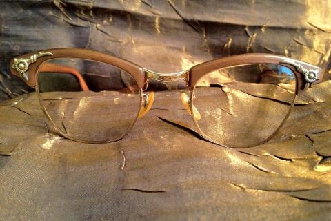 12K Gold Filled Shuron Frames w/ Free Shipping  Photo