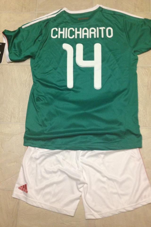 Mexico National Team Chicharito Jersey Size XL