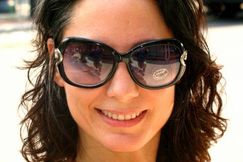 Ladies Sunglasses Photo