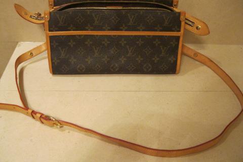Authentic Louis Vuitton Popincourt  Long Shoulder Bag  Photo