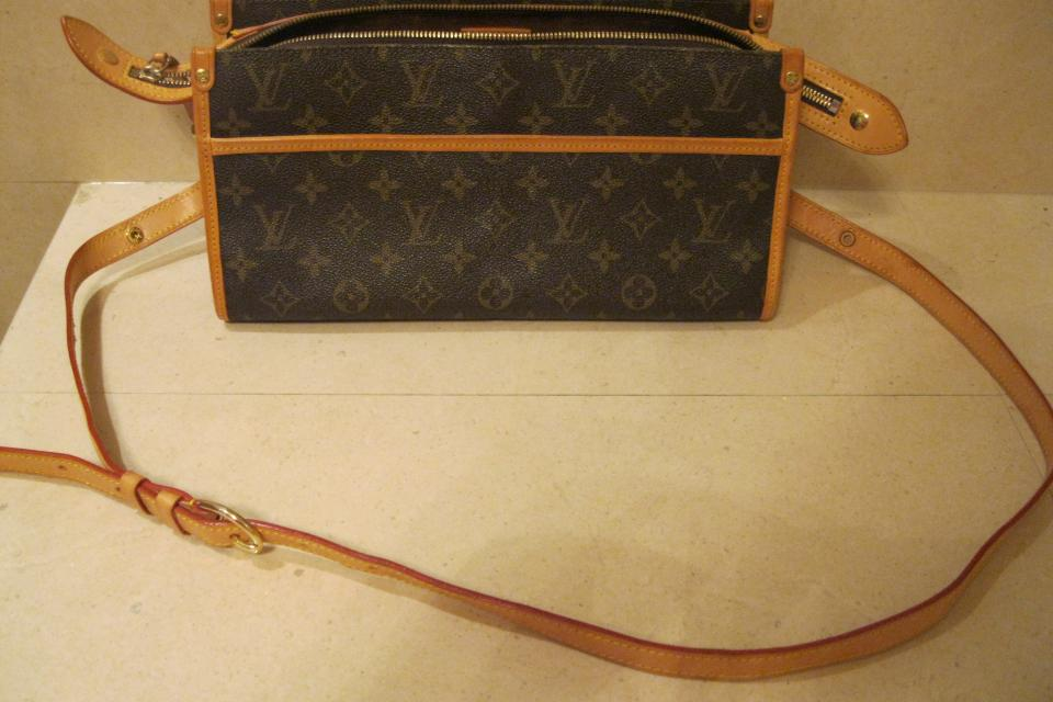 Authentic Louis Vuitton Popincourt  Long Shoulder Bag  Large Photo