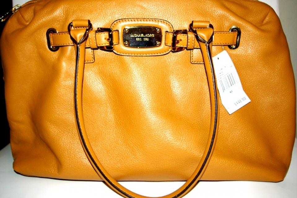 $275 Michael Kors NWT Hamilton Weekender Luggage Handbag FREE SHIP USA Large Photo